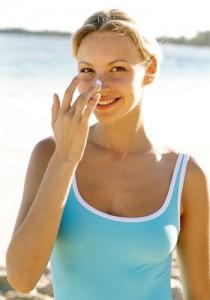 Sonnenschutz ist besonders im Gesicht wichtig