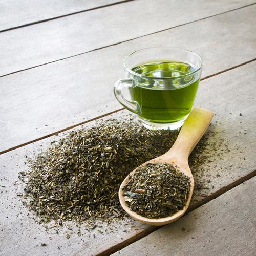 Grüner Tee - Gesund und lecker