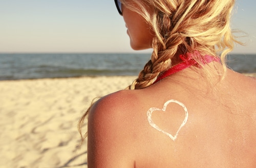 Die Haut vor Sonne richtig schützen