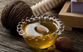 Hautpflege mit Mandelöl